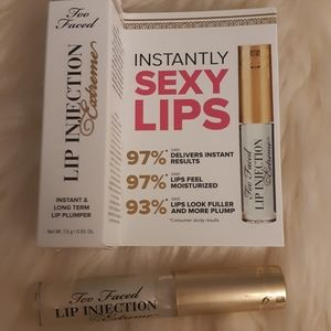 NiB/ toofaced lip injection extreme